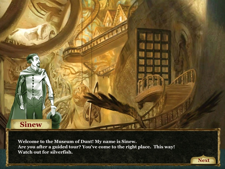 Museum Of Thieves screenshot-3