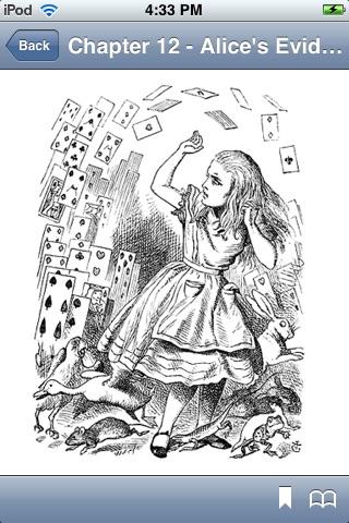 Alice in Wonderland Notescast screenshot-4
