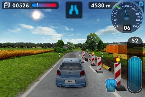 Volkswagen Think Blue. Challenge 3D screenshot-3