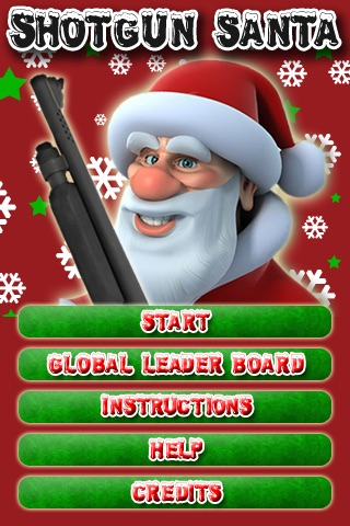 Shotgun Santa screenshot-3