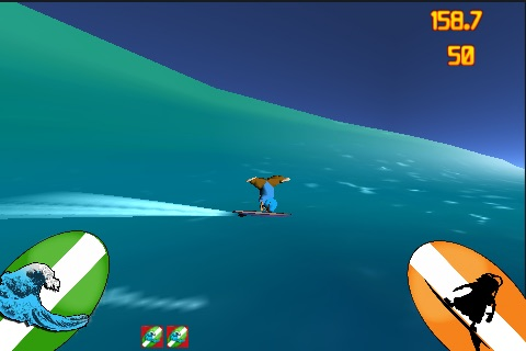 iSurf Lite screenshot-1