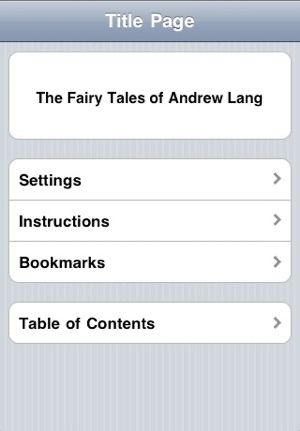 Andrew Lang\'s Fairy Tales: The \