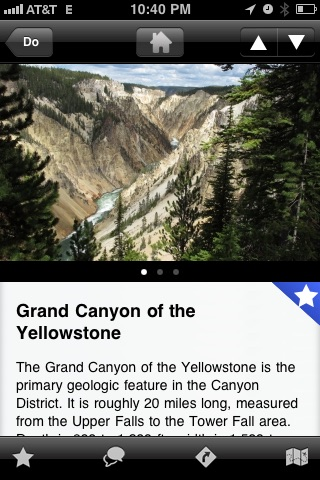 Yellowstone National Park - The Official Guide screenshot-4