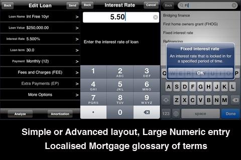 iHome - Loan, Mortgage and Property Tools screenshot 4