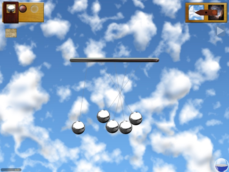 Newton's Cradle for iPad screenshot-3