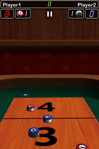 iShuffle Board 2 Free screenshot four