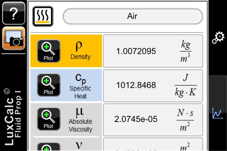 LuxCalc Fluid Prop I screenshot-3