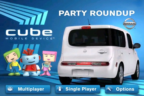 cube® Party Roundup