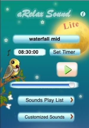aRelax Sound Sleep Lite on the App Store