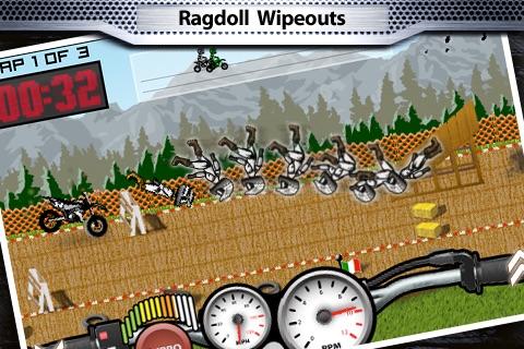 Speedy Biker Lite screenshot-3