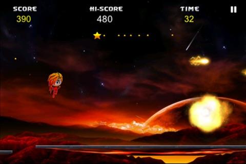 Space Runner screenshot-3