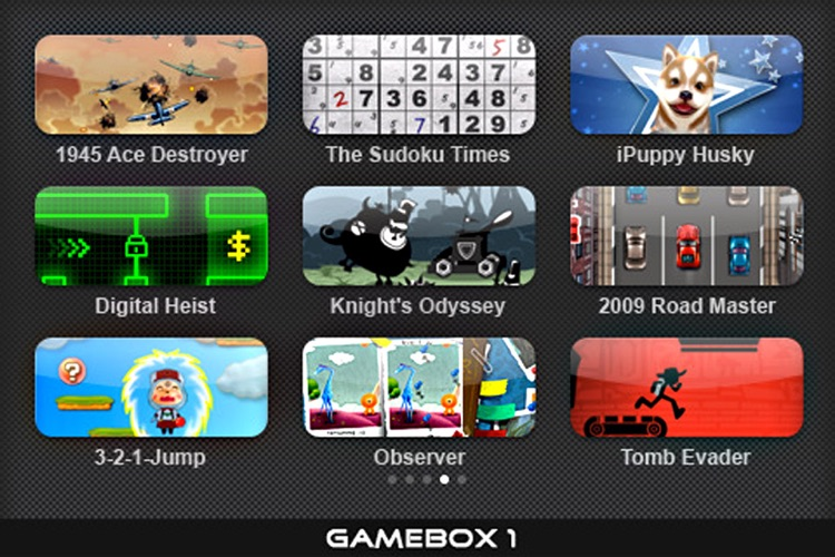 GAMEBOX 1 screenshot-3