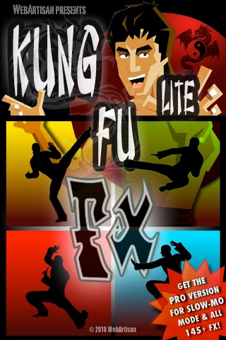 KungFu FX LITE screenshot-3