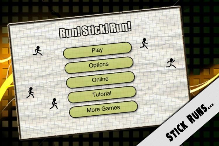 RunStickRun!