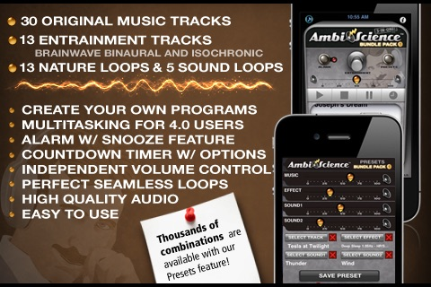 3-IN-1 Bundle Pack #1! | AmbiScience™ • Binaural & Isochronic Ambient Mind Utility