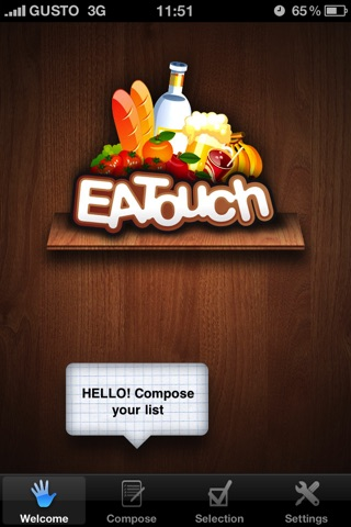 EATouch screenshot-0