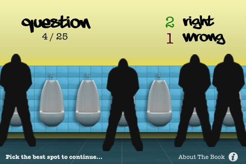Urinal Test screenshot-0