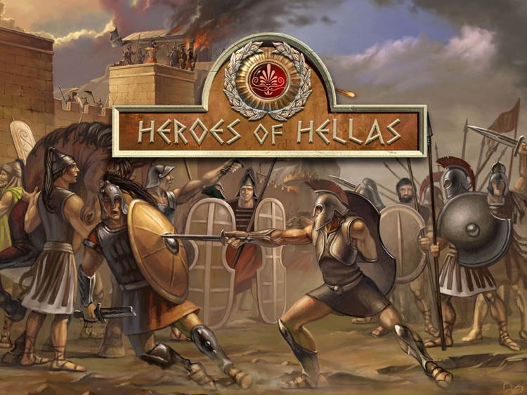 Heroes of Hellas HD screenshot-0