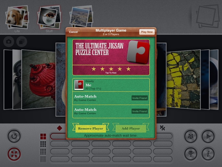 Jigsaw Puzzle Center screenshot-3