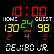 Basketball Timer -Dejibo Jr.-