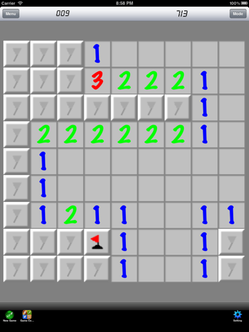 MineSweeper HD Free - náhled