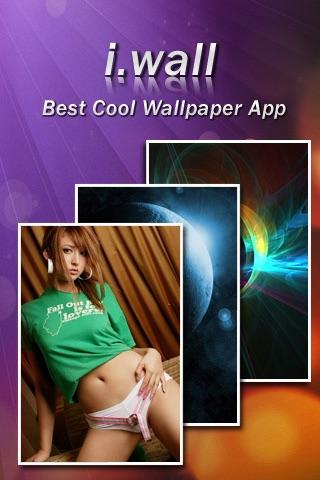 i.Wallpaper Free screenshot one