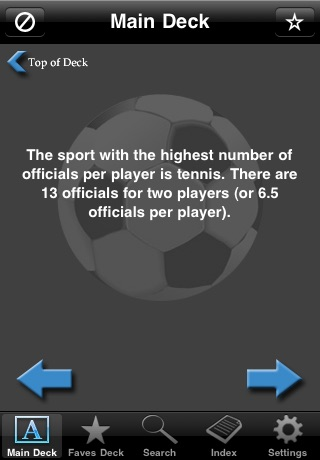 Sports Facts (Free!)