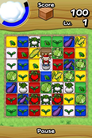 Harvest Moon Frantic Farming Lite screenshot-4