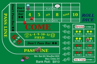 Craps University Screenshot