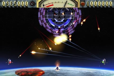 Earth Vs Moon Silver Edition screenshot-3
