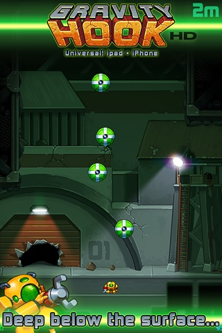 Gravity Hook HD screenshot-1