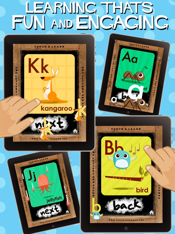 abc First Step - Letters & Sounds for iPad screenshot-3