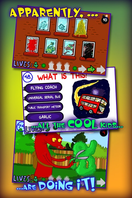 The Impossible Quiz 2 screenshot-3