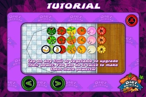 Diet Defense screenshot-4
