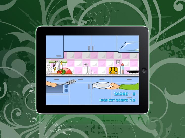 "Catch the Donut Game Lite ""iPad Edition"" screenshot-4"