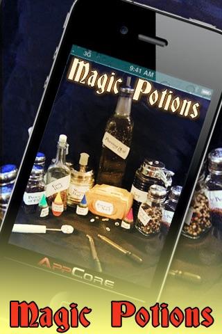 Magic Potions screenshot-4
