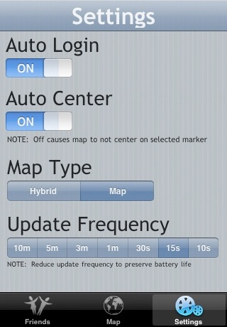 Friend Mapper screenshot-3