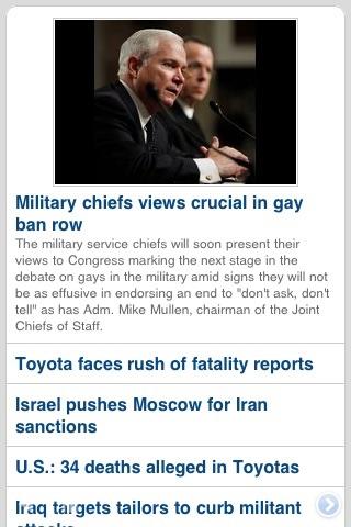 Conserva - Right Wing News screenshot-4