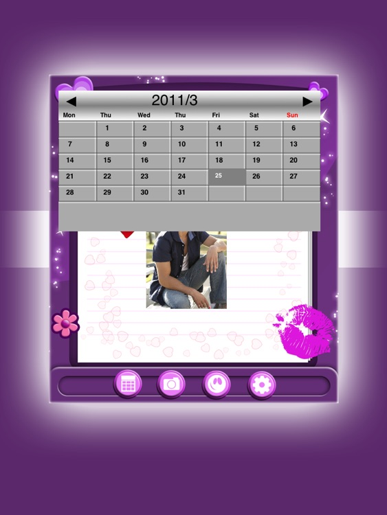 Amazing Secret Diary HD Lite screenshot-4