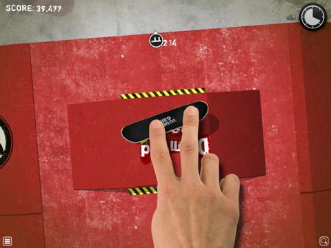 Touchgrind HD на iPad