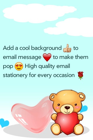 Email Themes Backgrounds screenshot-4