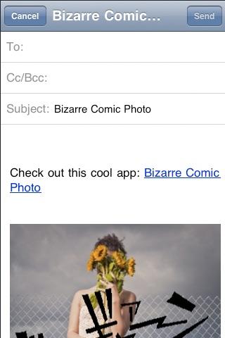 Bizarre Comic Photo Free