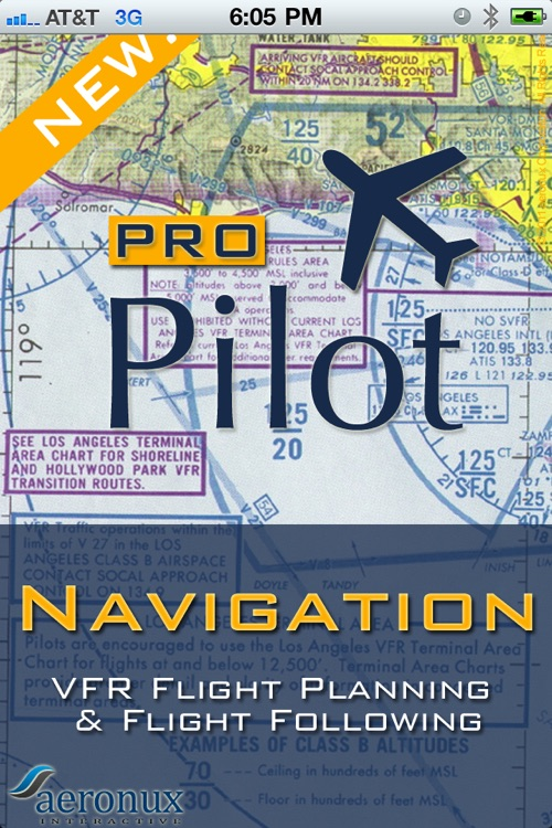 PRO Pilot VFR Planning screenshot-0