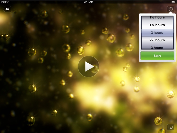 Serenity ~ the relaxation app for iPad screenshot-4