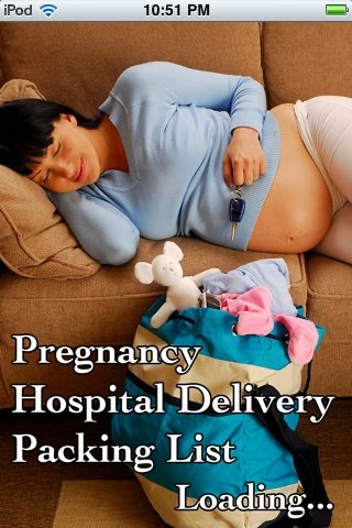 Pregnancy Hospital Delivery Packing List