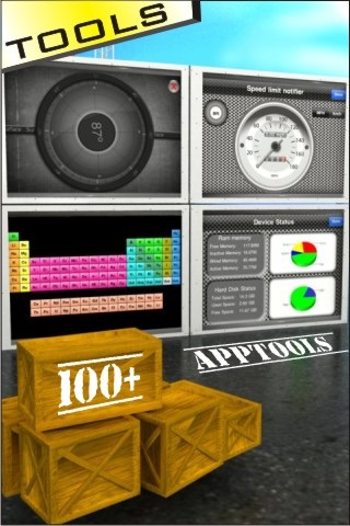 AppTools 100 in 1