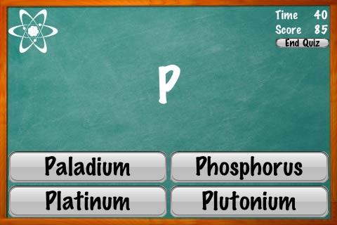 Chemistry genius periodic table flash cards on the app store urtaz Images