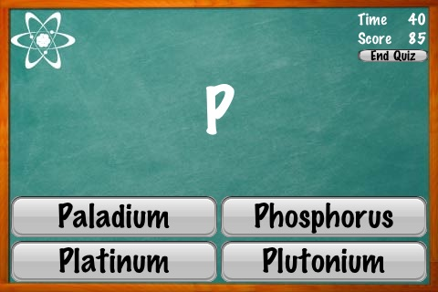 Chemistry genius periodic table flash cards by funvid apps llc chemistry genius periodic table flash cards urtaz Gallery