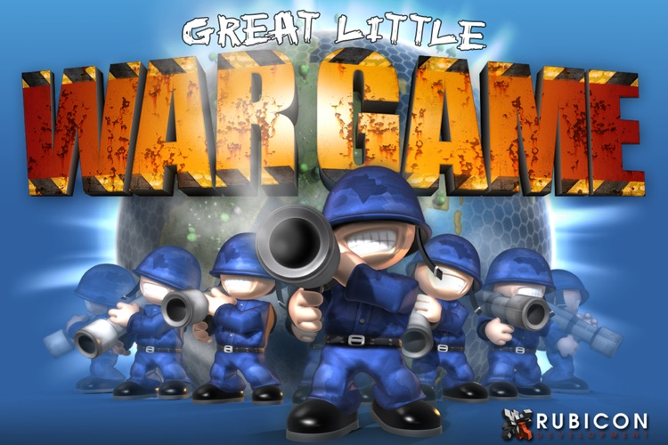 Great Little War Game screenshot-4