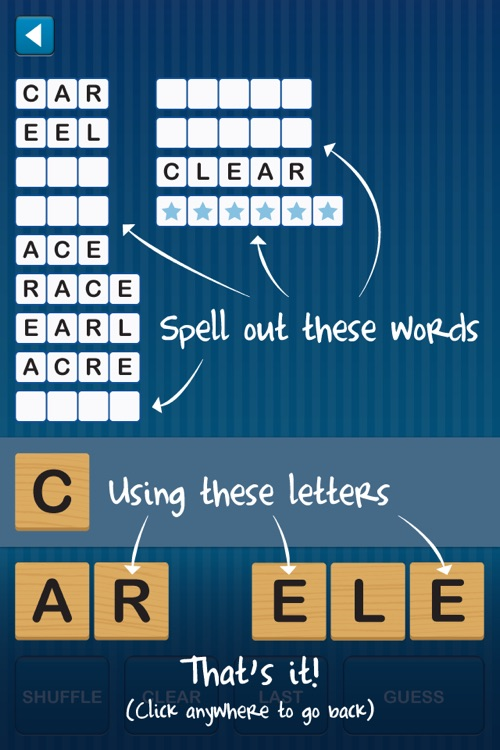 anagram twist jumble and unscramble text